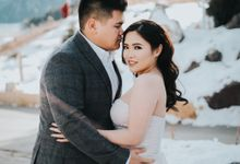 Prewedding of Jordan & Amelia by Brushed by Valentine