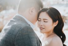 Prewedding of Jordan & Amelia by Brushed by Valentine