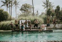 Jordan & Katrina - Bali Wedding by Hello & Co. Cinema