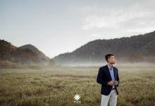 Joseph Ayu Prewedding - Sunrise in Your Eyes by Ducosky