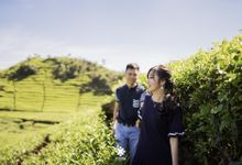 Joseph Ayu Pre-Wedding - Tea Picking by Ducosky