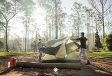 Joseph Ayu Pre-Wedding - Camping in The Forest by Ducosky
