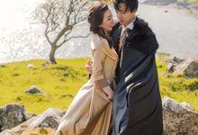 Joseph & Nadine Prewedding by Hilda by Bridestory