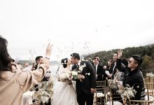 Andi & Cynthia's Wedding by Poetyque Events