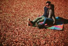 Josh & Krystle - Autumn in Tokyo by SuperPanda Presents