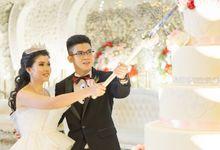 Joshua & Tara; 8 Agust 2020 by Kingdom wedding organizer