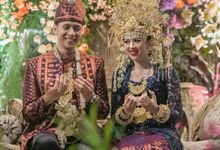 Aida & Ferhat by Adhyakti Wedding Planner & Organizer
