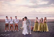 Joanna & Gaston by R Bali Wedding