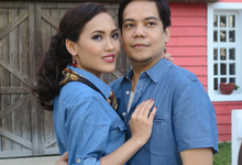 Prenup with miss Janice  by HD Make up by Joyc Young