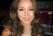 Bridal makeup for miss pauline  by HD Make up by Joyc Young