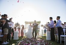 Joyce and Dennis wedding at Sava Beach Villas by BLISS Events & Weddings Thailand