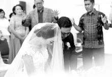 Herry & Krisma Wedding Day by Lamore Pictures