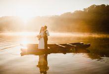 two days prewedding in bali by Maxtu Photography