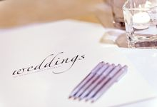 Wedding Setup by Renaissance Johor Bahru Hotel