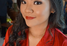 Ms.Natali bridesmaid  by Jpa.makeup