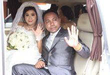 Weddding day of Antonio & Marriana at Angke Restaurant Kelapa Gading by Angke Restaurant & Ballroom Jakarta