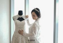 Wedding Day Pingkan-Victor 24-02-19 by Alissha Bride
