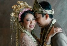 The Wedding Of Niken & Dipo by Armadani Organizer