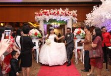 Weddding day of Antonio & Marriana at Angke Restaurant Kelapa Gading by Angke Restaurant & Ballroom Jakarta
