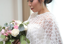 The Wedding Of Reyni & Vincent  by jpr bridal & boutique