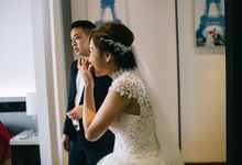 Wedding Day by Amelia Soo photography