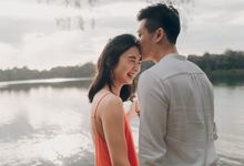 Singapore Prewedding shoot by Amelia Soo photography