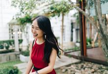Surprise wedding proposal by Amelia Soo photography