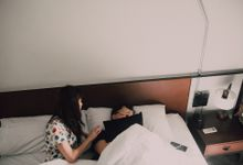 In-home connection session by Amelia Soo photography