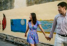 Casual engagement shoot in Penang by Amelia Soo photography