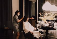 Morning tea ceremony at the Edison Hotel by Amelia Soo photography