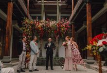 Micro Wedding in Penang by Amelia Soo photography