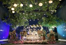 Nadya & darian decoration Wedding by Our Wedding & Event Organizer