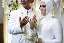 dina & adit akad nikah by Our Wedding & Event Organizer