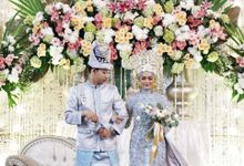 alfi & fajar wedding reception by Our Wedding & Event Organizer