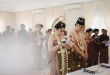 Yohan & Nandika's Intimate Wedding by Ruma