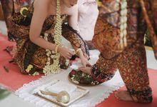 Yohan & Nandika's Intimate Wedding by Rumah Pengantin Bogor