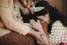 Siraman dan Midodareni Yohan & Nandika by Rumah Pengantin Bogor