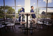 Eki & Ikhsan Prewedding by Zulham Pahlevi Photoworks