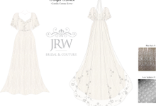 Paper Doll System by JRW Bridal