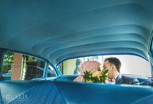 Tendi + Diva Wedding Day by Polaris Studio