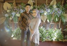 Decoration Engagement Fira & Didi by Thebridewears