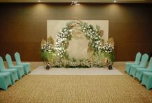 The Engagement of Karlina & Rizky by Decor Everywhere