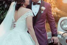 Jang & Tine WEDDING by Bride Idea
