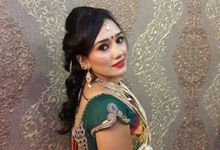 Makeup by Bridal Makeup Artist