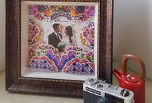 POP UP FRAME - WEDDING by ​ #GIFT