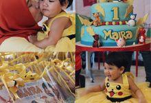 Maira Birthday Party by Cerita Berdua