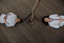 Judy & Catherina by Tania Salim