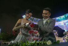 Wedding Day of Jul & Anye by D'banquet Pantai Mutiara
