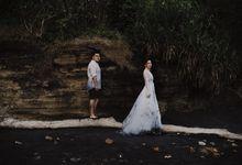 Riko & Sharon // Prewedding by Katakita photography