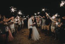 Julian and Monnik - El Nido wedding by Erwin Leyros Photography